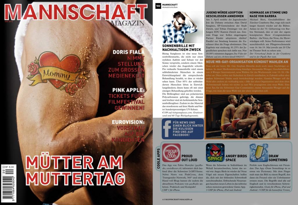 Mannschaft Magazine