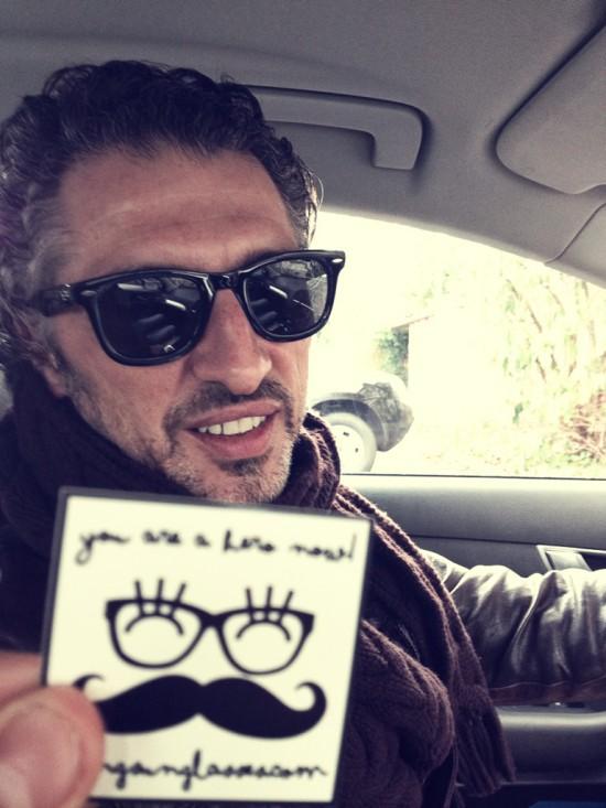 Rising Sun Glasses Giuseppe